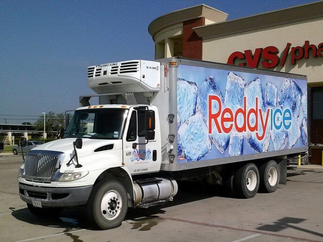 Operation Management Solution for the Largest Ice Manufacturer