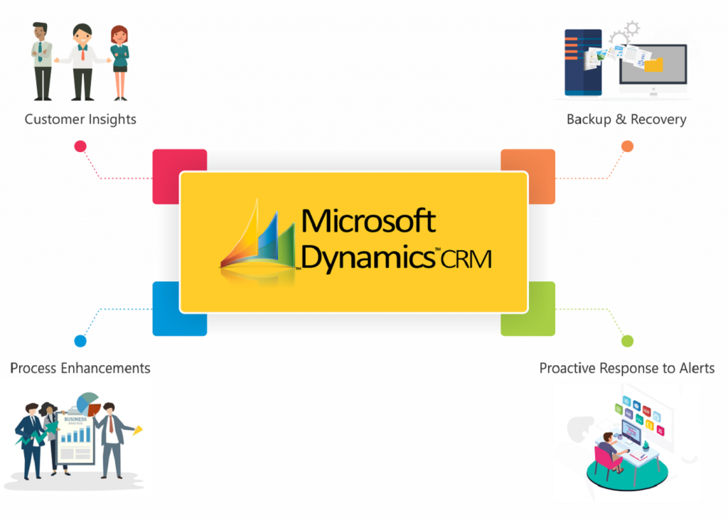 ms dynamics crm for small businesses